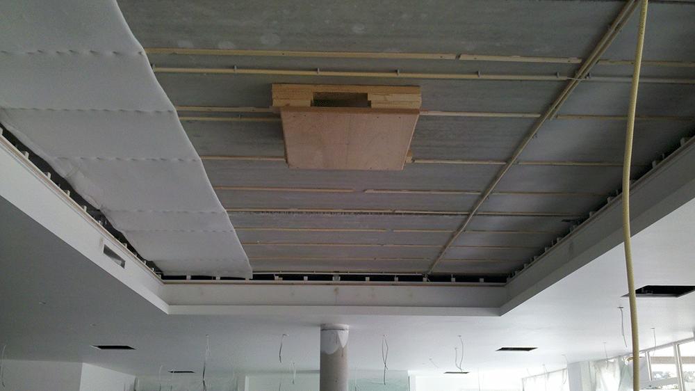 akoestisch plafond | marcel wesseling, Deco ideeën