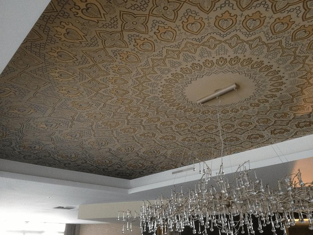 Spanplafonds | Marcel Wesseling